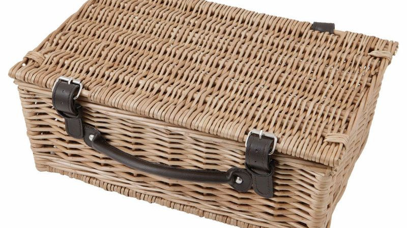 Wicker Hamper 16 inch