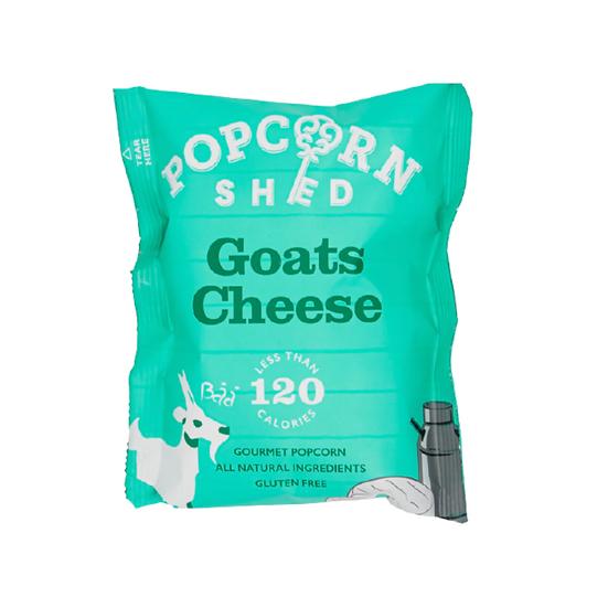 Goats Cheese Pop Corn