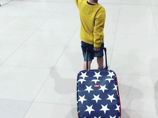 Tis Still The Season: Trolley Suitcases