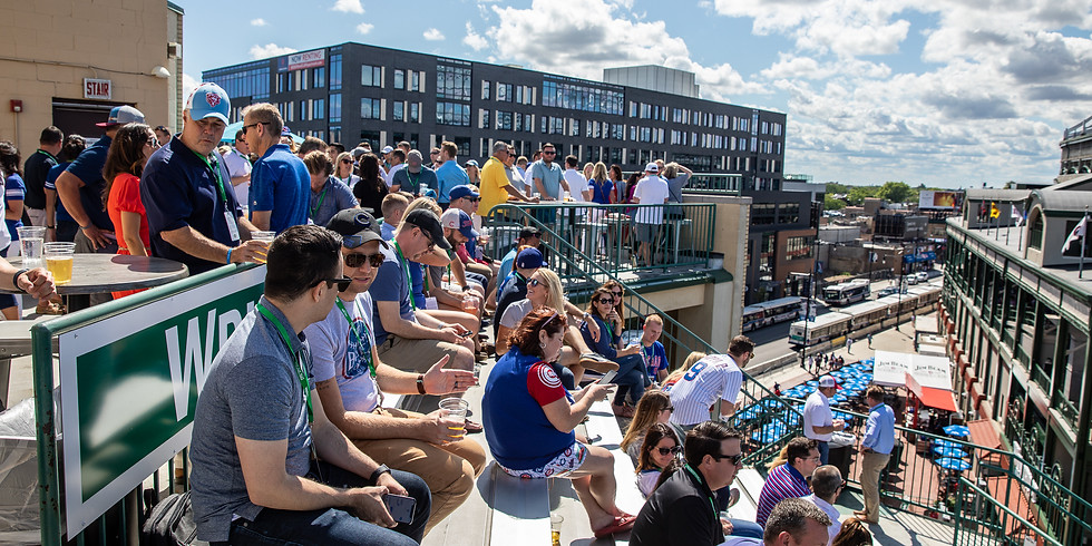 Cubs vs. Royals   Wrigley Rooftops – 3609 N. Sheffield