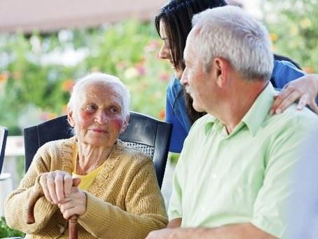Frail Elderly Visitation Act