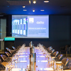 Business Critical Data and Disaster Plan: Lunch & Learn Event Report