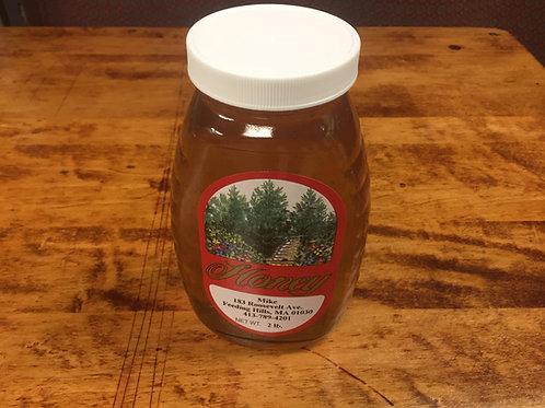 2 LB Honey Jar Wildflower