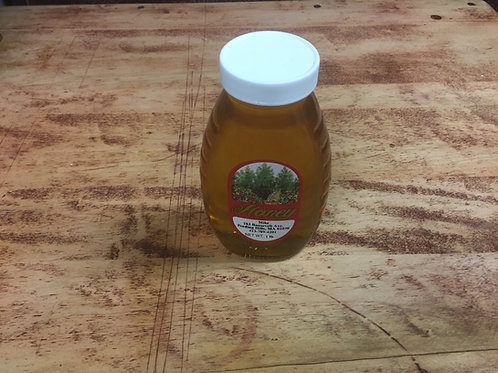 1 LB Honey Jar Wildflower
