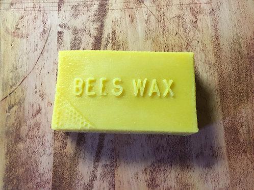 1 LB. Beeswax Block
