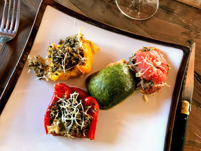 """Les Petits Farcis"" – Vegetarian Recipe From Provence"