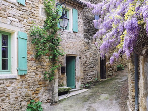 Provence Bilingual Story + Provence French Vocabulary