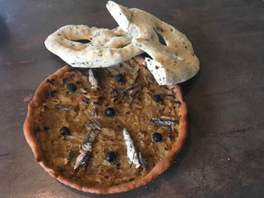 DO YOU KNOW PISSALADIERE? READ AND DISCOVER A TRADITIONNAL RECIPE OF PROVENCE