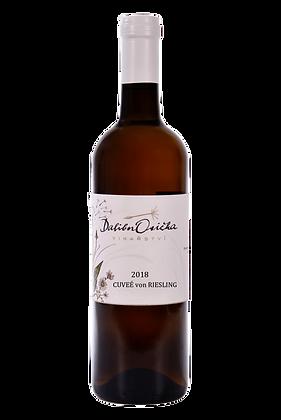 Cuvée von Riesling 2018