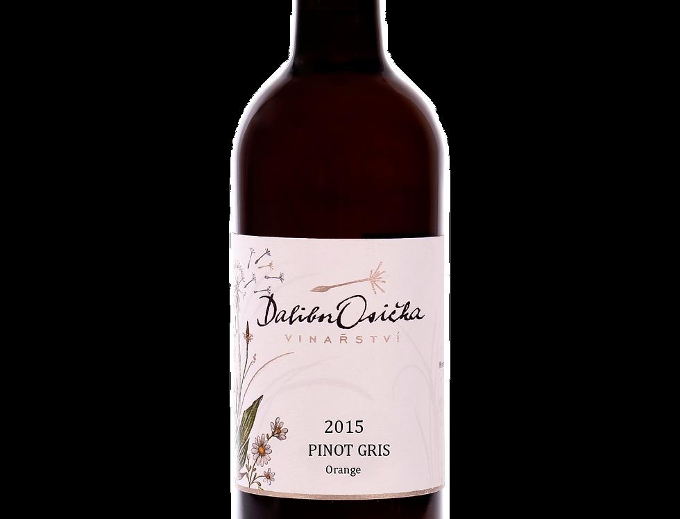 Pinot Gris (orange)  2015