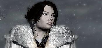 Allwënn es un mestizo de enano Tuhsêk y una elfa Sansharii. Guerrero fiero y alma noble, para muchos lectores es el personaje emblema de la saga épica Flor de Jade