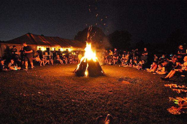 Mitos Vikingos fuego
