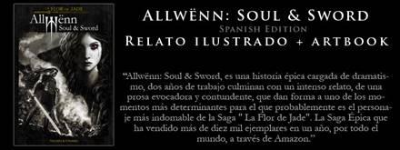 Allwënn Soul&Sword relato Ilustrado