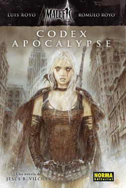 Malefic Time Codex Apocalypse