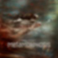 Portada de Metamorphosis, figura femenina difuminada, nadando
