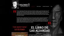 Nace Vilches Indie Spirit Books