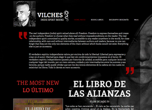 Nace Vilches Indie Spirit Books
