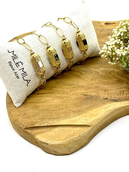 Bracelets talisman - Milë Mila