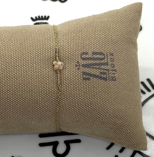 Bracelet, Pierre de Lune - ZAG Bijoux