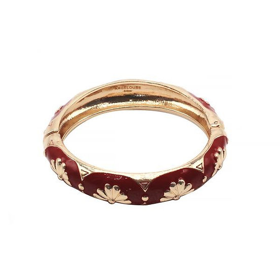 Bracelet Amok Eventail - Rouge