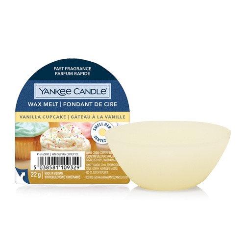 Fondant de cire Yankee Candle - Gateau à la vanille