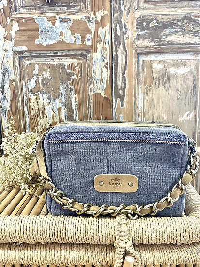 Mama DN Jeans, Gris - Mila Louise