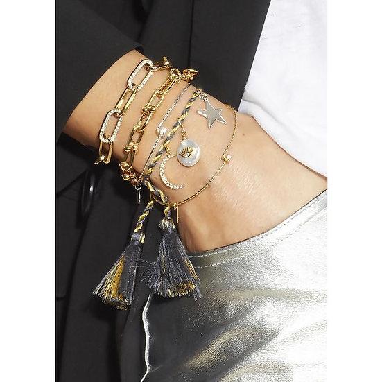 Bracelet SHINY SANTA MONICA - Mya Bay