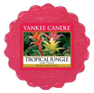 Tartelette Yankee Candle - Jungle Tropicale