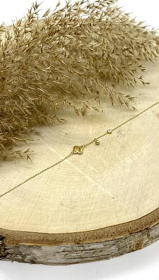 Bracelet Trèfle - ZAG Bijoux