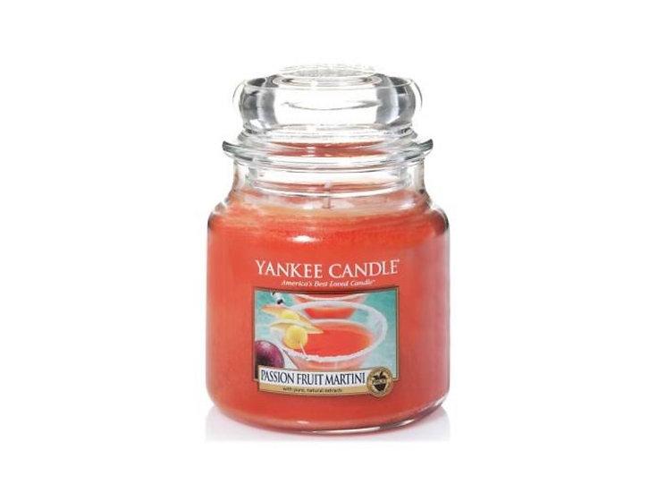 Bougie Yankee Candle - Cocktail Fruit de la Passion