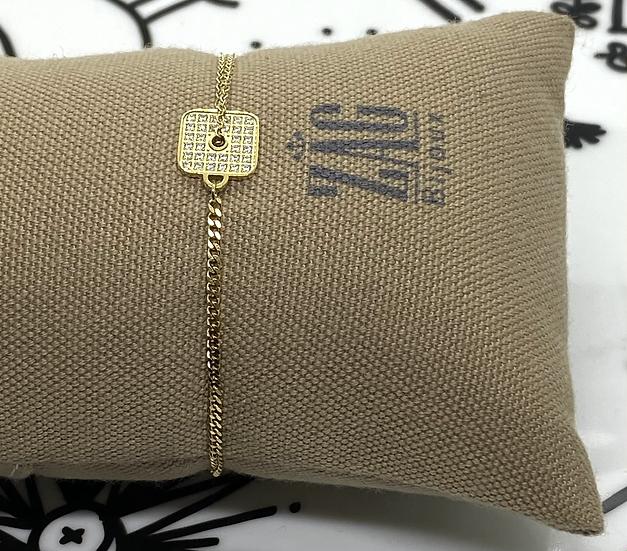 Bracelet, Zirconiums - ZAG Bijoux