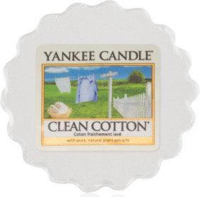 Tartelette Yankee Candle - Coton Frais