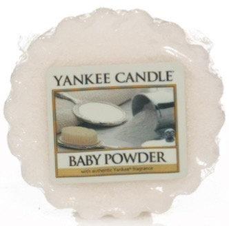 Tartelette Yankee Candle - Talc Bébé
