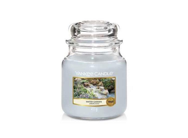 Bougie Yankee Candle - Jardin D'eau