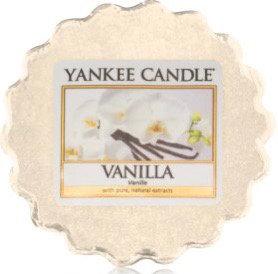 Tartelette Yankee Candle - Vanille