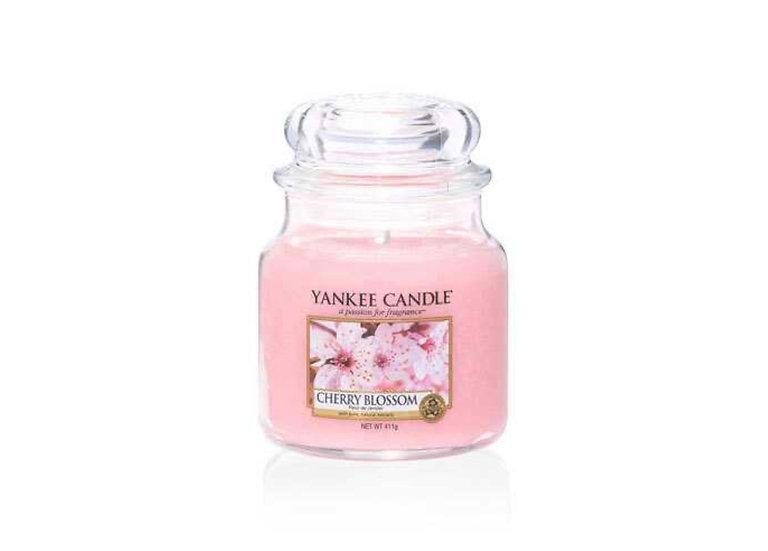 Bougie Yankee Candle - Fleur de cerisier