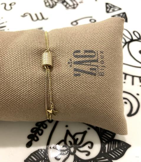 Bracelet Mika, zirconiums - ZAG Bijoux