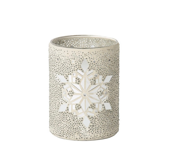 Yankee Candle, TWINKLING SNOWFLAKE - Porte - Jarre