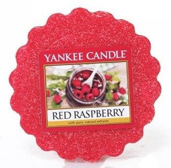 Tartelette Yankee Candle - Framboise Rouge