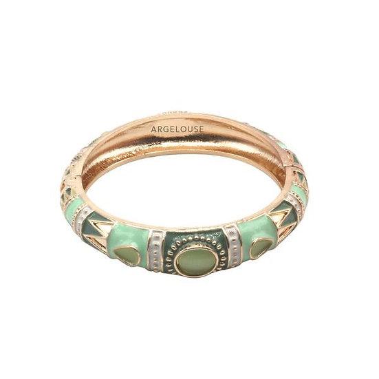 Bracelet Amok Ethnique - Kaki