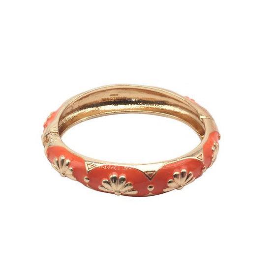 Bracelet Amok Eventail - Orange
