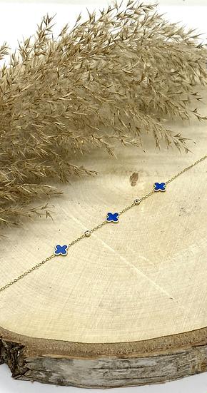 Bracelet Trèfles - ZAG Bijoux
