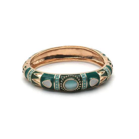Bracelet Amok Ethnique - Vert