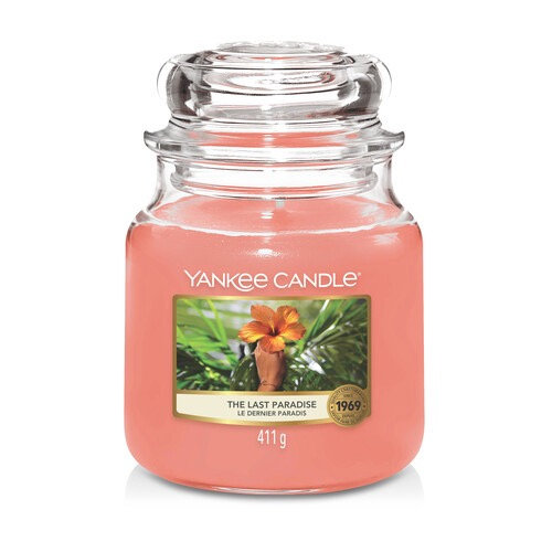 Bougie Yankee Candle - Le Dernier Paradis