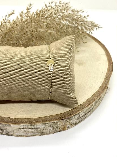 Bracelet, Zirconium - ZAG Bijoux