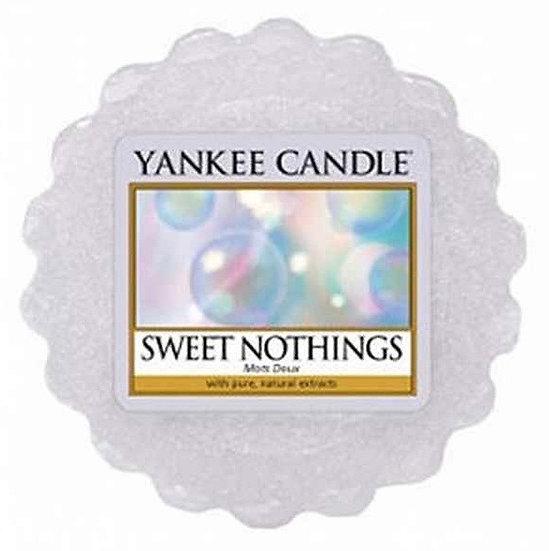 Tartelette Yankee Candle - Mots Doux