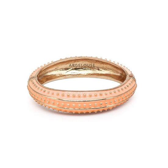 Bracelet Amok Pois - Lilas