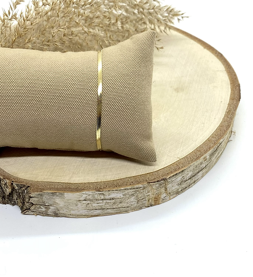 Bracelet maille plate - ZAG Bijoux