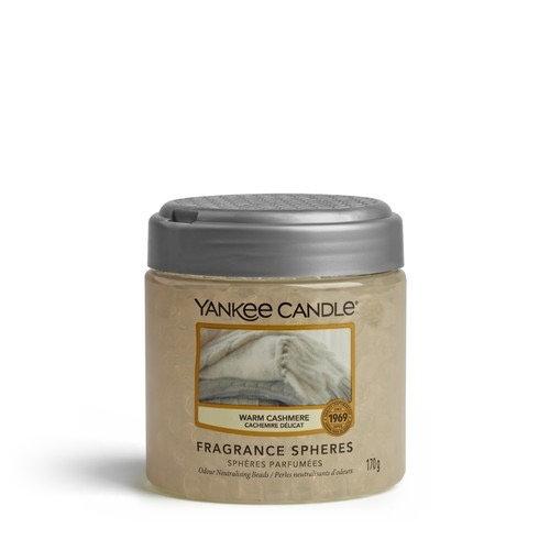 Yankee Candle, Sphères Parfumées - Cachemire Délicat