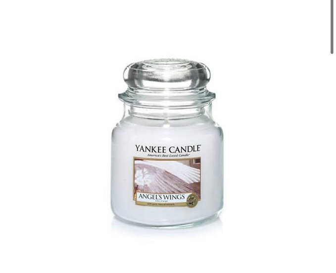Bougie Yankee Candle - Ailes D'ange